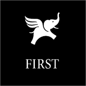 first logo square